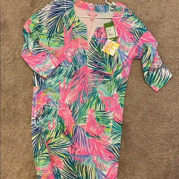 Lilly Pulitzer Dresses & Skirts - NWT Lilly dress womens small